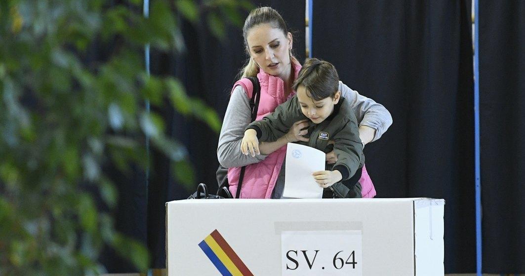 Alegeri prezidentiale 2019: Pana sambata la ora 07:00 96.000 de romani din strainatate au votat