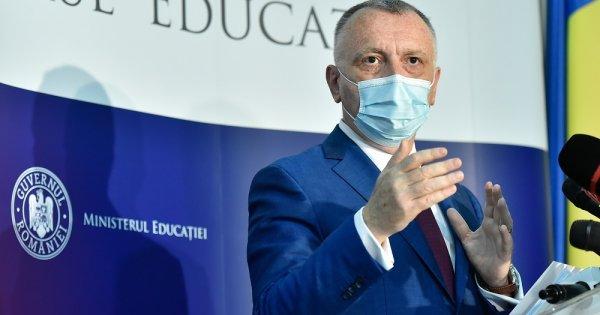 Ministrul Educației: Acum ne întrebăm cum am ales limita de 6 la mie pentru...
