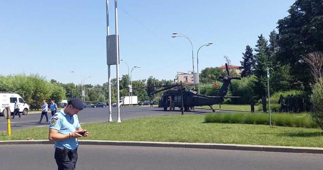 VIDEO - Cinci aterizări de urgență spectaculoase cu elicopterul