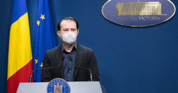 Florin Cîțu: Campania de vaccinare trebuie să continue cu toate tipurile de...