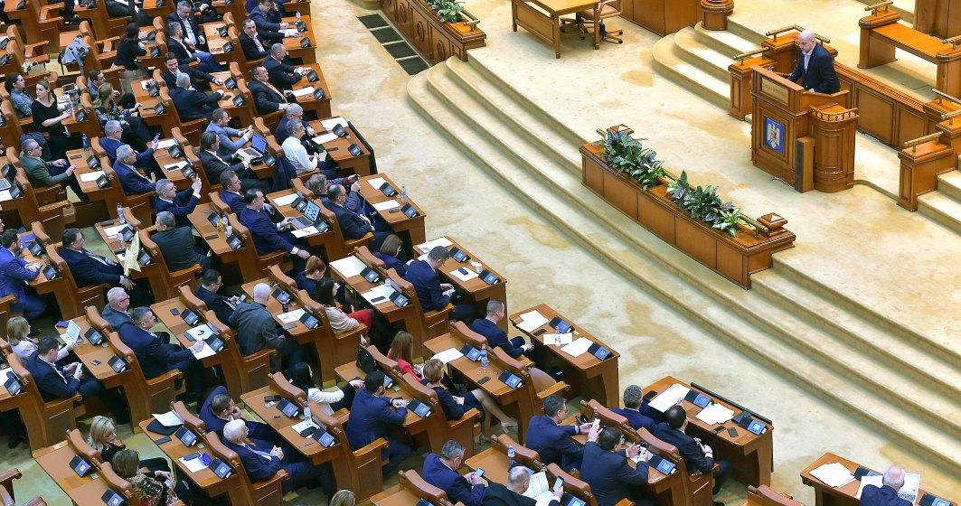 Parlamentul dezbate și votează moțiunea de cenzură depusă de PSD. Cum se poziționează partidele?
