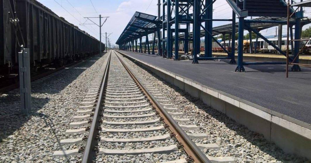 Românii vor călători cu trenul, cu 160 km/h, de la Brașov la Sighișoara, după ce CFR SA a semnat contractul pentru modernizarea căii ferate între Braşov - Apața și Cața - Sighișoara