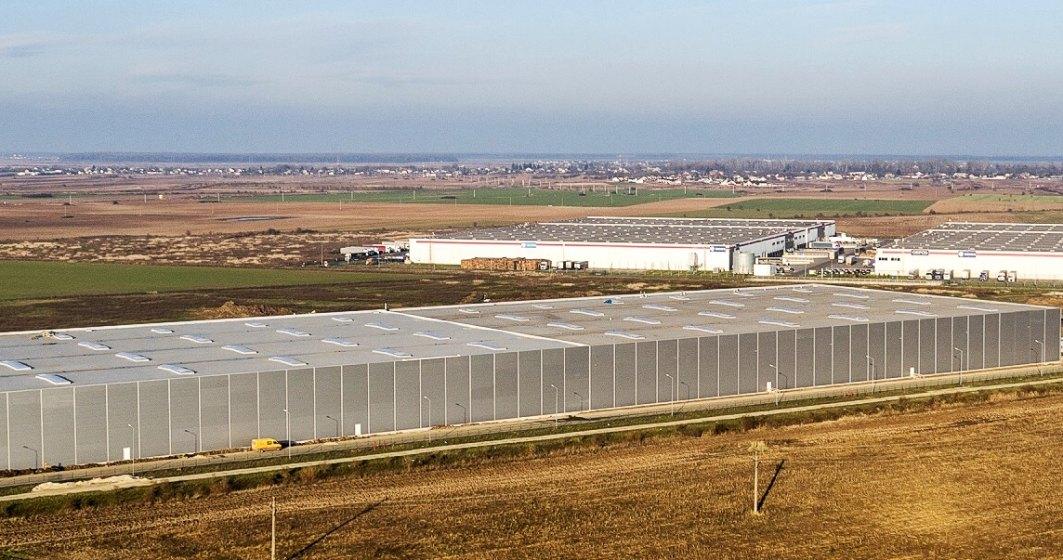 CTP primeste finantare de la BERD si BCR si va investi peste 100 mil. euro in extinderea proiectului logistic din Vestul Capitalei.