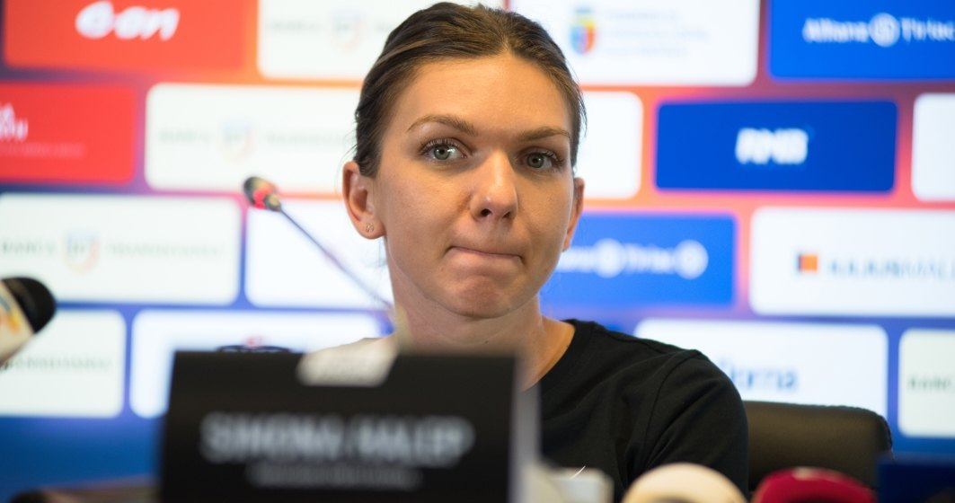 Simona Halep donează bani pentru achiziționarea de echipamente medicale