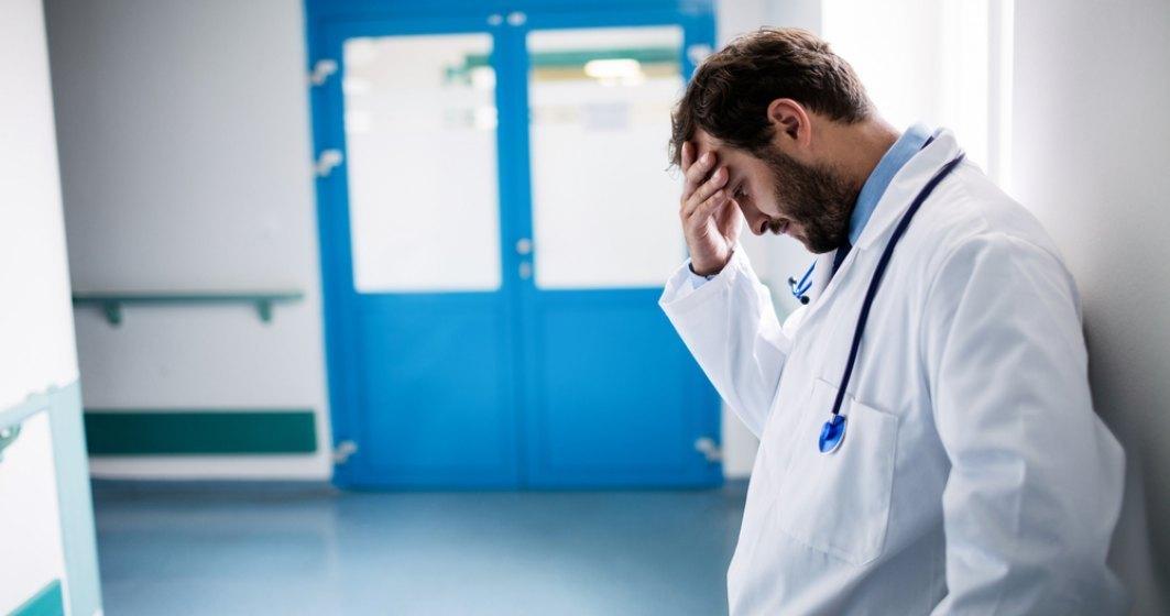 357 de cadre medicale sunt infectate cu coronavirus în toată țara. 200 dintre acestea sunt la Suceava
