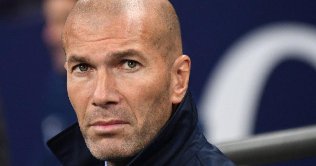 Zidane: E absurd să se creadă că nu vom mai fi în Champions League