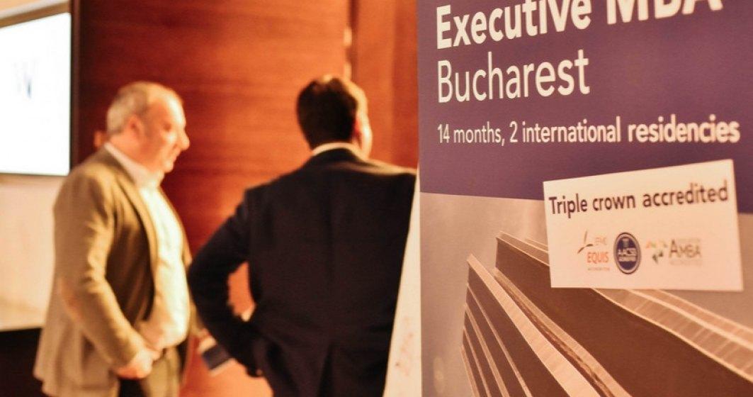 Cum descriu experienta unui EMBA doi executive si un antreprenor