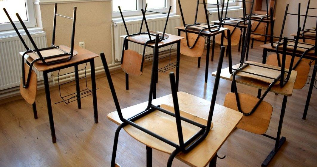 Lista completă a unităților de învățământ din Municipiul București care vor începe anul școlar în scenariul roșu