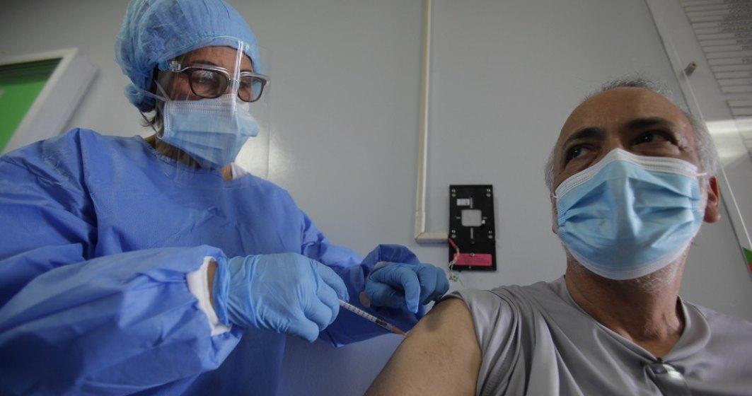 Situația la zi a vaccinărilor de COVID-19 în România