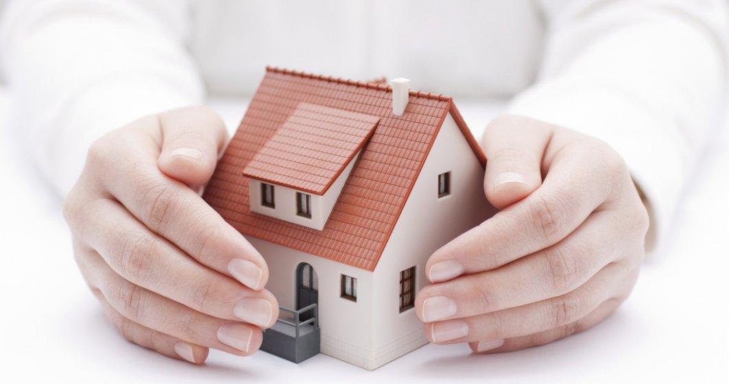 Despăgubire uriașă plătită de un asigurător pentru o locuință mistuită de un incendiu în 2020