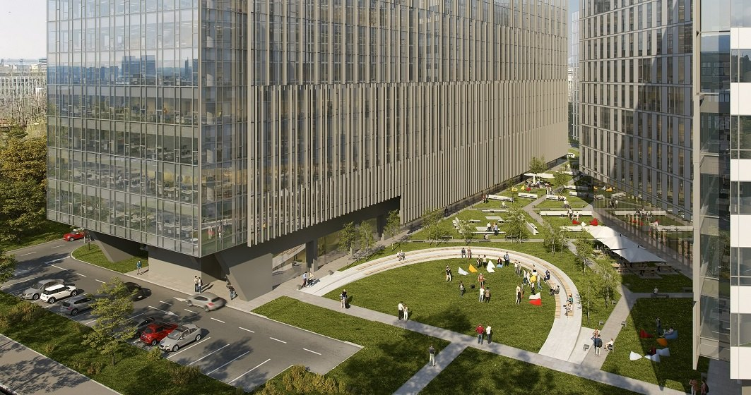 Microsoft Romania, 22.905 metri patrati de spatii de birouri in Campus 6