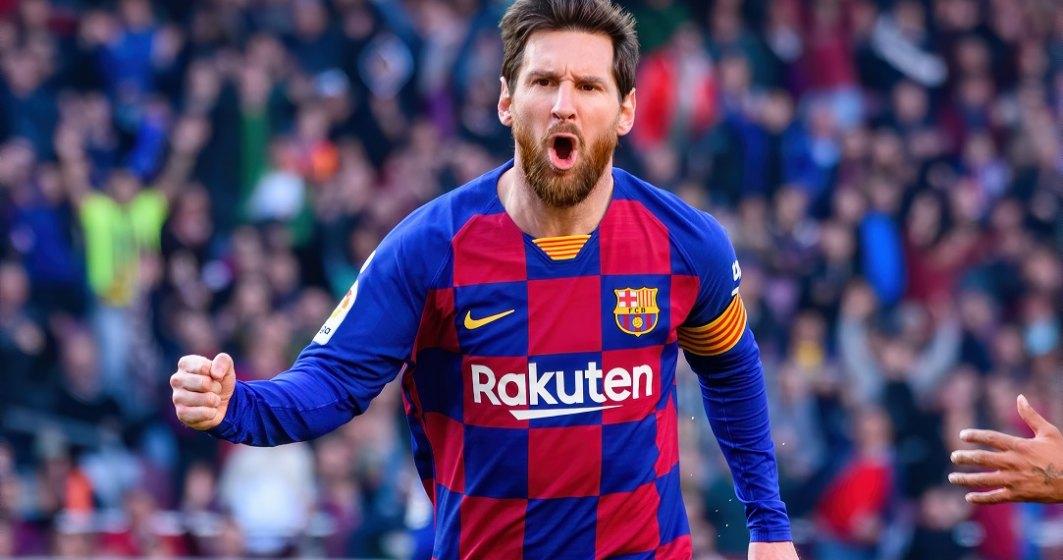 Messi va fi plătit și în criptomonede de PSG: prețul activului digital a explodat în ultima săptămână