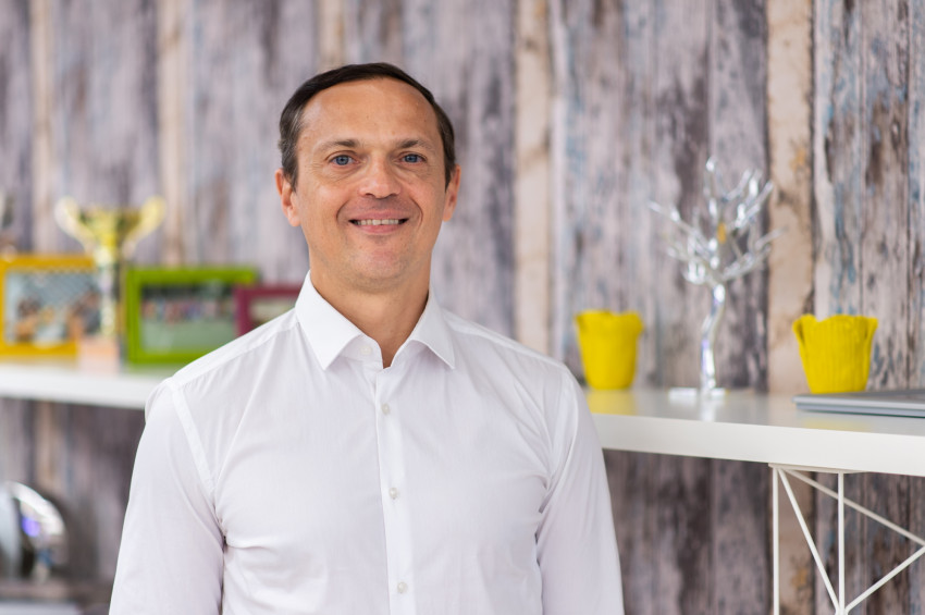 Ștefan Tudos, vicepreședinte Genesis Property