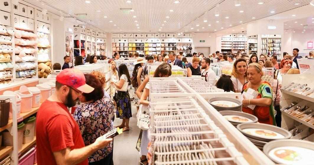 Miniso deschide al cincilea magazin din Romania. Unde se afla?