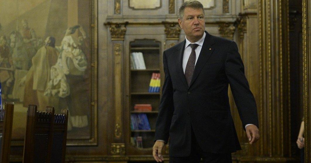 """Iohannis, avertisment pentru Guvern: Legea salarizarii, ,,in contradictie cu principiile egalitatii"""""""