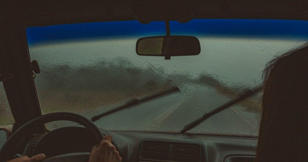 ANM: Cod galben de ploi și burniță în București și în mai multe județe