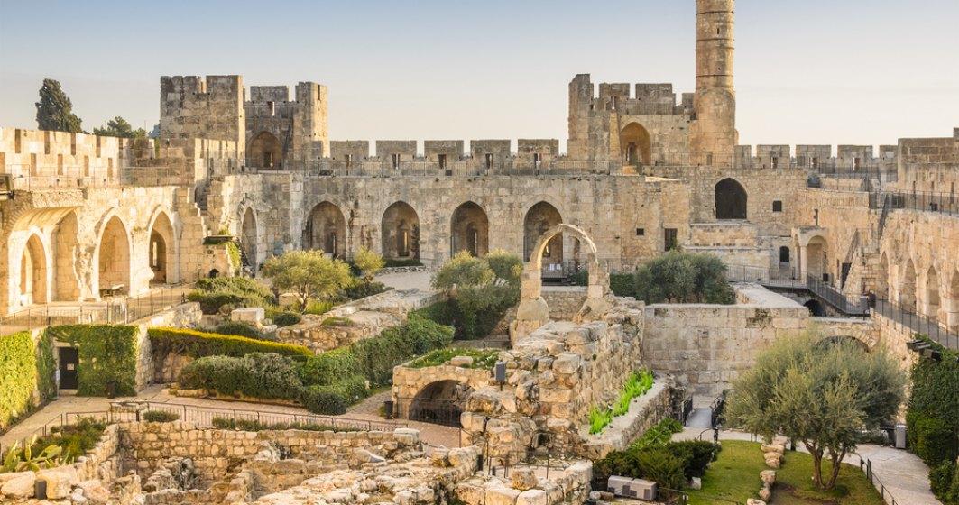 FOTO | Tururi virtuale în Israel: CINCI locuri pe care le poți vizita cu doar un click