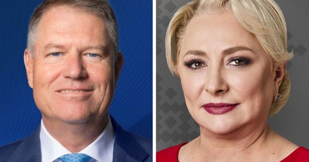Alegeri prezidentiale 2019: romanii aleg al cincilea presedinte al Romaniei, Viorica Dancila versus Klaus Iohannis