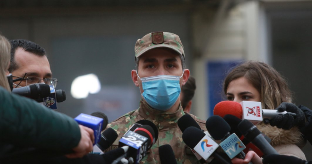 România a recepționat 300.000 de doze de vaccin anti-COVID