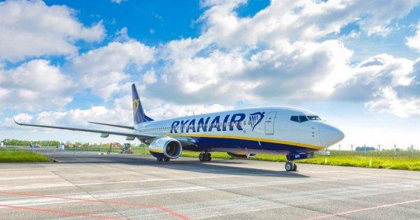Cum resimte Ryanair efectele pandemiei: pierderi de 273 milioane de euro în...