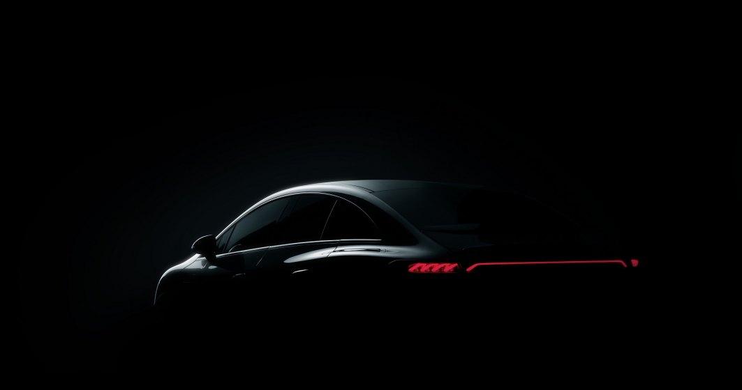 Premieră pentru cinci modele electrice Mercedes-Benz