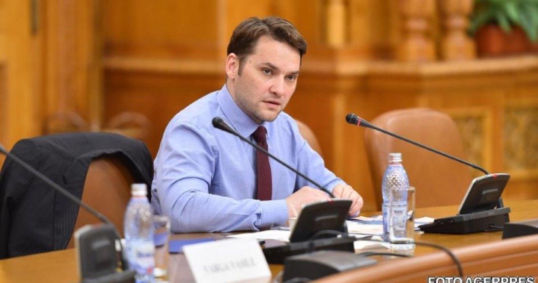 Dan Sova, condamnat la 3 ani de inchisoare cu executare in dosarul CET Govora