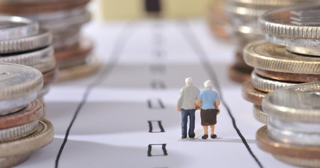 Valoarea punctului de pensie va creşte cu 14% de la 1 septembrie