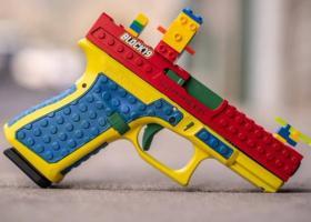 Block19, pistolul care a creat isterie în SUA! Lego a reacționat imediat