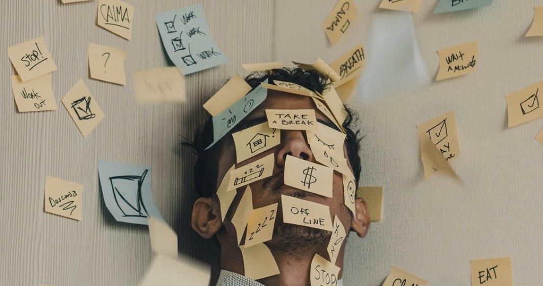 5 reguli pentru atenuarea stresului, prevenirea epuizării și intensificarea concentrării