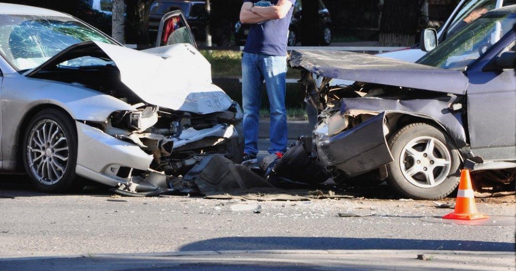 DN1, blocat din cauza unui accident grav