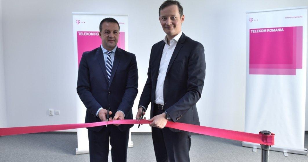 Venituri in scadere pentru Telekom Romania in trimestrul trei din 2018