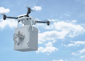 O dronă grea de transport a fost testată în Germania. Cum vor arăta livrările...