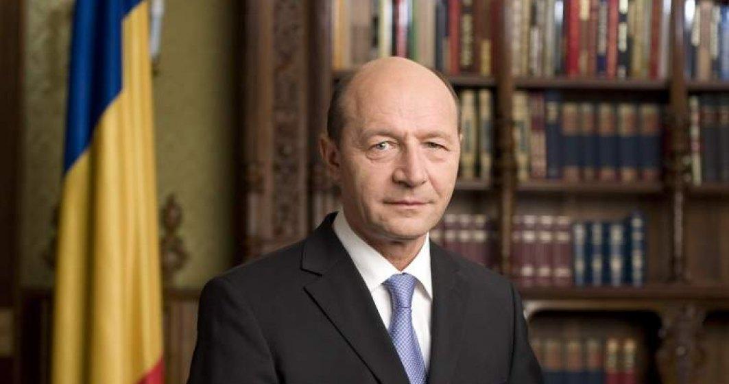 Traian Basescu: Din batalia pentru putere a gastilor din PSD, vinovati vor fi jandarmii