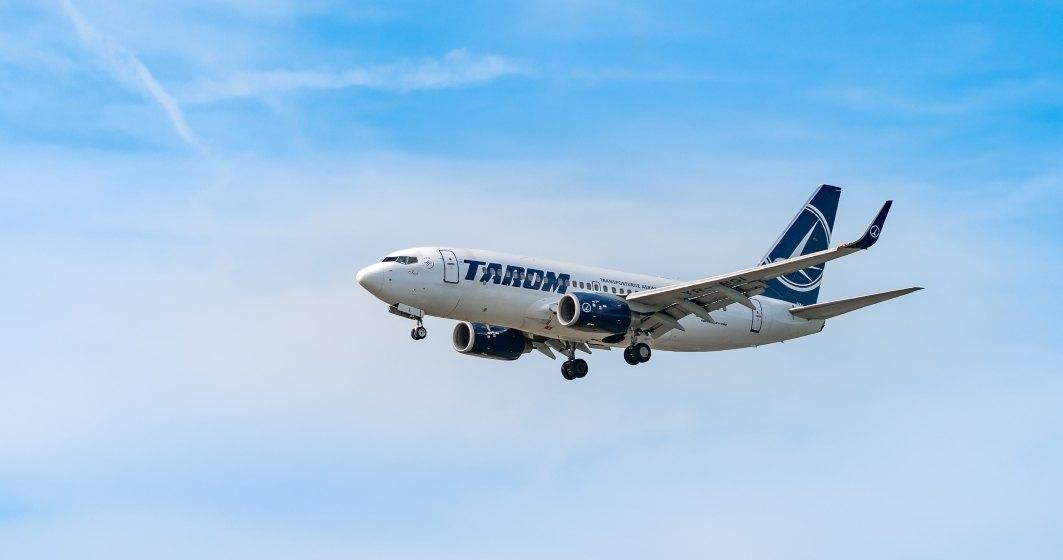 Tarom reia zborurile din luna mai și a anunțat primele destinaţii