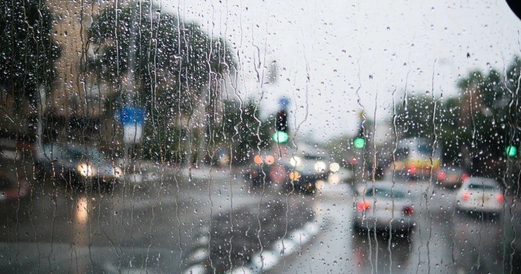 ANM prognozează vreme instabilă pe întregul cuprins al țării; vezi până când va ține