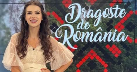 """""""Dragoste de România"""", sezon nou. Vineri, de la ora 21.00, pe..."""