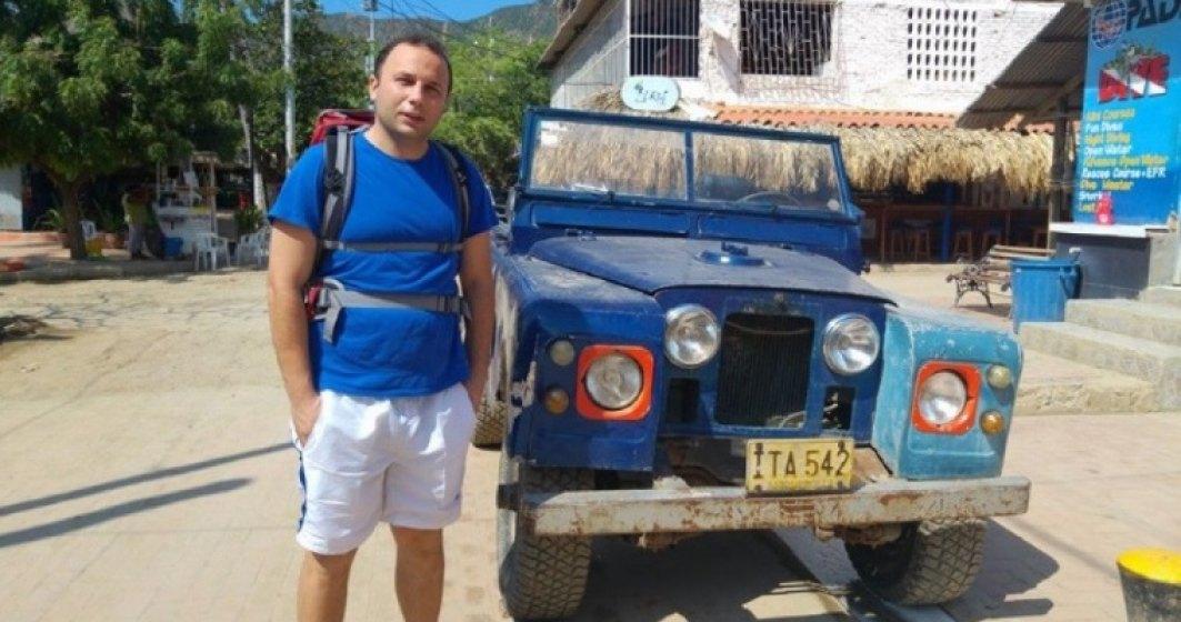 Tanarul antreprenor care actioneaza inaintea statului: cum vrea sa promoveze Bucurestiul cu un proiect de 150.000 euro