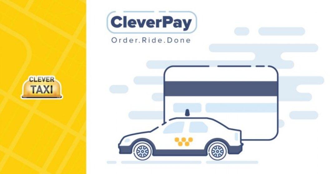 Clever Taxi introduce plata cu cardul si in Brasov, oferindu-le clientilor care aleg aceasta optiune o reducere de 50%
