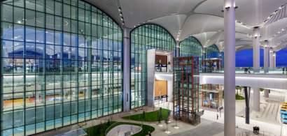 Top 10 cele mai aglomerate aeroporturi din Europa în 2020. Pandemia a...