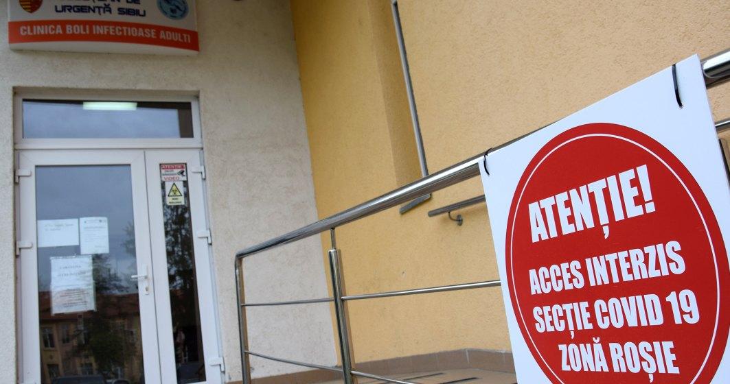 Coronavirus în România: X de noi cazuri. Numărul total al infecțiilor ajunge la Y