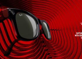 """Facebook lansează ochelarii smart """"Ray-Ban Stories"""": cât costă și ce funcții au"""