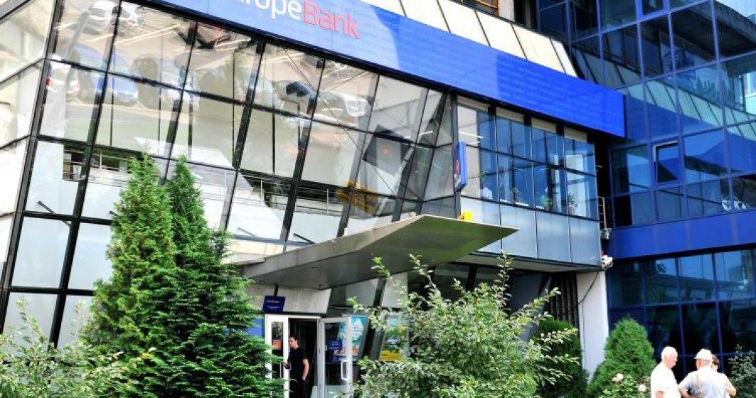 Credit Europe Bank Romania a incheie anul fiscal 2016 cu un profit brut de 8 mil. euro, in scadere cu o treime