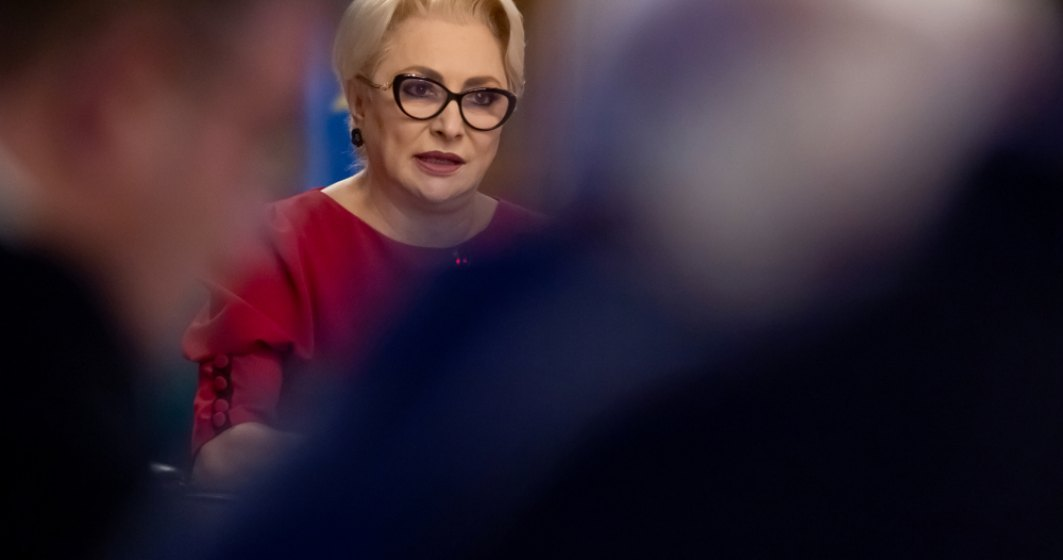 Viorica Dancila ii scrie lui Iohannis si il invita la dezbatere electorala