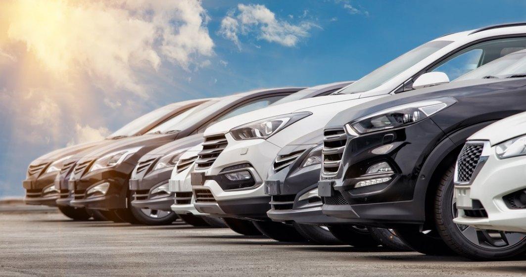 Piața auto din România a crescut în noiembrie, în ciuda scăderilor de pe piețe europene