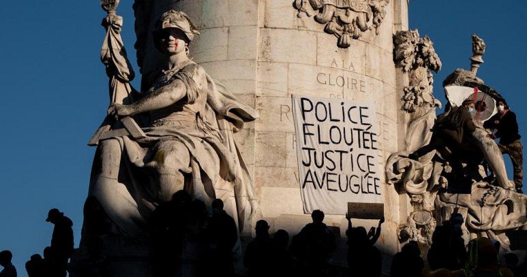 Franța va modifica Articolul 24, cauza celor mai recente proteste