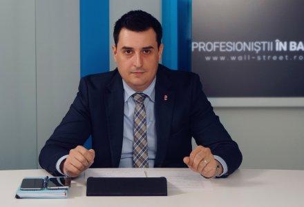 Cristian Mustata, Head of Digital Strategy in BCR, vorbeste la Profesionistii in Banking despre planurile de digitalizare ale cele mai mari banci din Romania