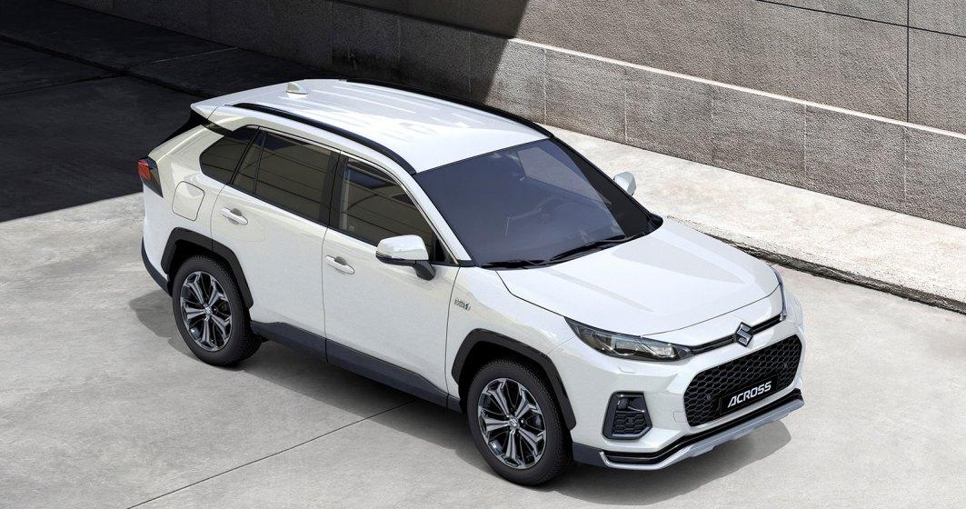 Trei noi modele Suzuki vor ajunge pe piața din România