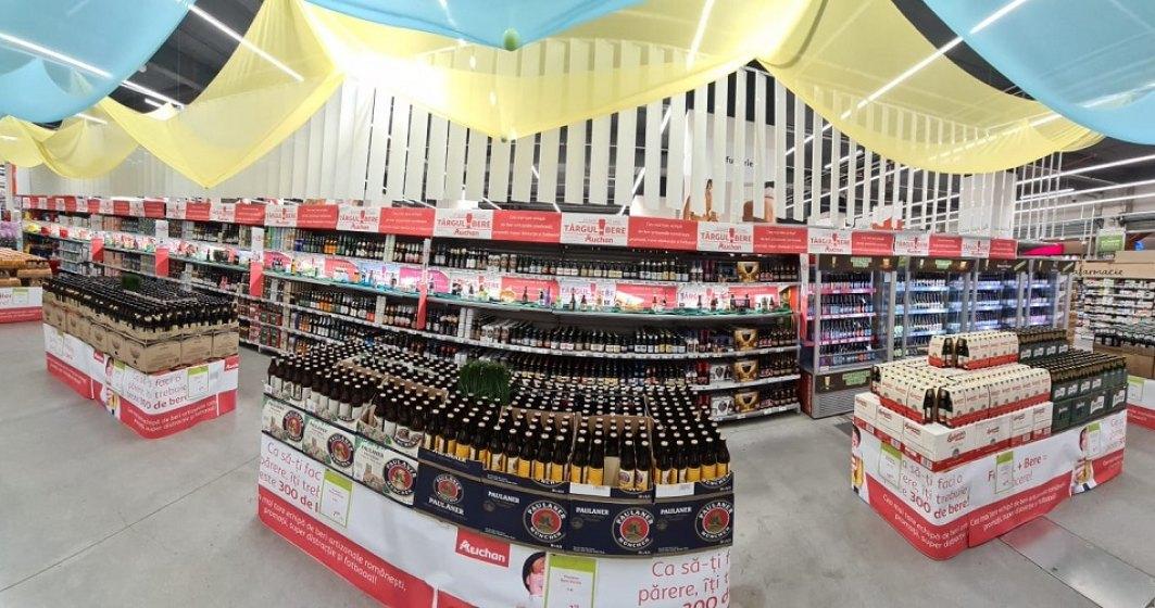 Auchan lansează o nouă ediție a Târgului de Bere