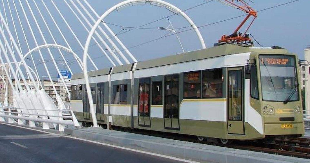 Primaria Capitale propune desfiintarea mai multor linii de tramvai si infintarea catorva linii de autobuz