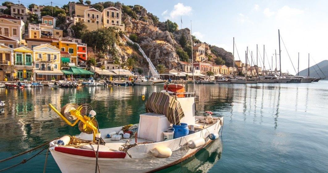 Un cutremur cu magnitudinea de 5,1 grade in insula greceasca Rodos
